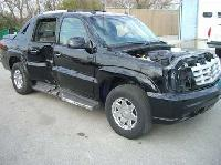 2005 cadillac escalade salvage damaged vehicle for sale. Black Bedroom Furniture Sets. Home Design Ideas