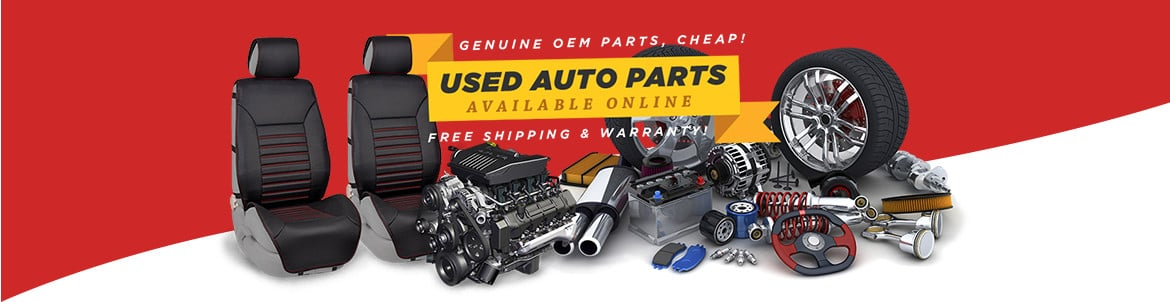 Used Auto Parts For Sale | Over 50 Million Cheap Parts, Engines ...