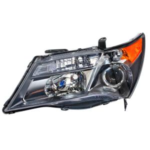 Acura  Accessories on 2007 Acura Mdx Head Lamp Lens   Housing  Driver Side   Lens With