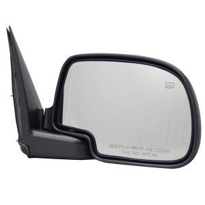 2001 Chevrolet Tahoe Power Heated Mirror, Driver Side