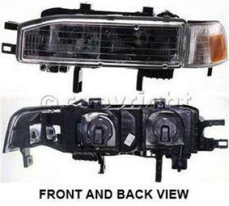 Honda Auto Body Parts on Pin 1991 Honda Accord Headlight Driver Side Auto Body Parts Store On
