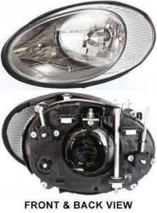 Ford Taurus Headlight Bulb