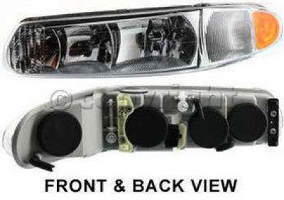 2000 Buick Regal Headlight, Driver Side