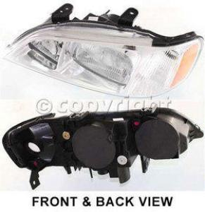 Acura Parts on 2000 Acura Tl Headlight  Driver Side   Auto Body Parts Store