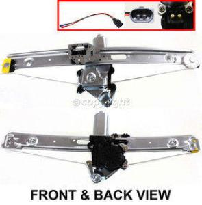 325i Parts on 2003 Bmw 325i Window Regulator  Rear  Passenger Side   Auto Body Parts