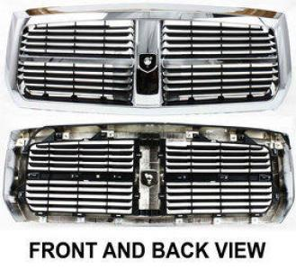 Dodge Auto Body Parts on 2007 Dodge Dakota Grille Assembly   Auto Body Parts Store