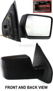 2005 Ford F-150 Mirror, Passenger Side
