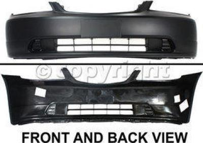Honda Auto Body Parts on 2002 Honda Civic Bumper Cover  Front   Auto Body Parts Store