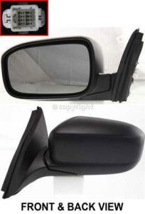 2004 Honda Accord Mirror, Driver Side