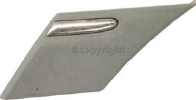 2007 mercedes c280 quarter panel molding driver side auto parts store