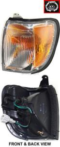 2004 Nissan Pathfinder Corner Light, Driver Side