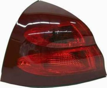 2007 Pontiac Grand Prix Tail Light Driver Side Auto