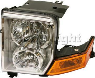2006 Jeep Commander Headlight, Driver Side