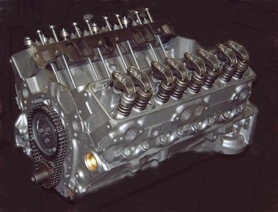 1995 Chevrolet Camaro Engine Block