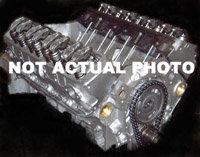 2001 Cadillac Escalade Engine Block