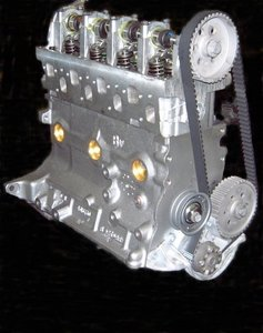 1984 Plymouth Caravelle Engine Block