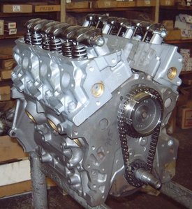 2001 Dodge Stratus Engine Block