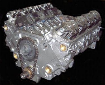 1985 Dodge Ramcharger Engine Block