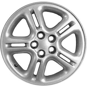 2000 chrysler sebring convertible 16 x 6 5 alloy wheel. Black Bedroom Furniture Sets. Home Design Ideas