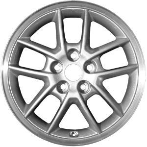 "2005 Mitsubishi Eclipse 17"" X 6.5"" Alloy Wheel"