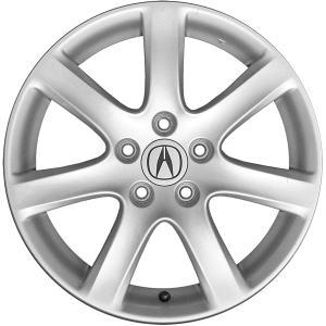 Center Acura on 2006 Acura Tsx 17  X 7  Alloy Wheel   Wheels   Rims  Mirrors   Lights