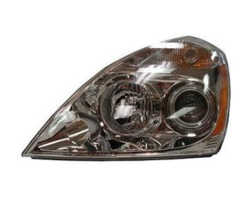 2009 Kia Sedona Headlight Driver Side