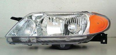 2003 Mazda Protege Head Lamp Lens/housing, Driver Side