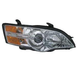 2007 Subaru Legacy Head Light Assembly , Passenger Side