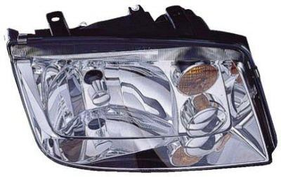 2005 Volkswagen Jetta Head Lamp Assembly, Passenger Side