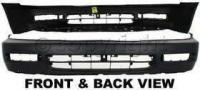 1997 Honda Accord Bumper Cover, Front