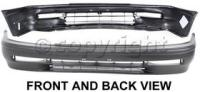 1992 Honda Accord Bumper Cover, Front