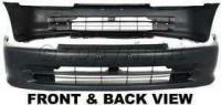 1992 Honda Civic Bumper Cover, Front