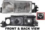1993 Chevrolet Caprice Headlight, Driver Side