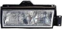 1989 Cadillac Deville Headlight, Passenger Side