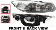 2002 Saturn SC1 Headlight, Passenger Side
