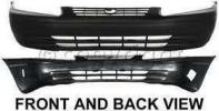 1999 Toyota Camry Bumper Cover, Front