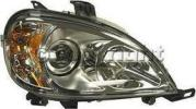 2002 Mercedes Benz ML320 Headlight, Passenger Side