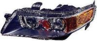 2005 Acura TSX Headlight, Driver Side