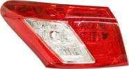 2007 Lexus ES350 Tail Light, Driver Side