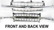 2006 Chevrolet Tahoe Grille Assembly
