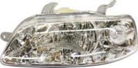 2006 Chevrolet Aveo Headlight, Driver Side