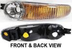 2005 GMC Yukon Denali Parking Light, Driver Side