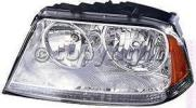2005 Lincoln Aviator Headlight, Driver Side