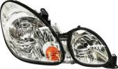2002 Lexus GS300 Headlight, Passenger Side