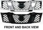 2007 Nissan Pathfinder Grille Assembly