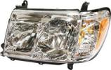 2007 Toyota Land Cruiser Headlight, Driver Side
