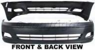 2001 Toyota Avalon Bumper Cover, Front