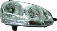 2007 Volkswagen Jetta Headlight, Passenger Side