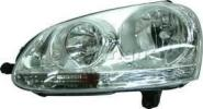 2007 Volkswagen Jetta Headlight, Driver Side