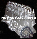 2004 Jeep Wrangler Engine Block